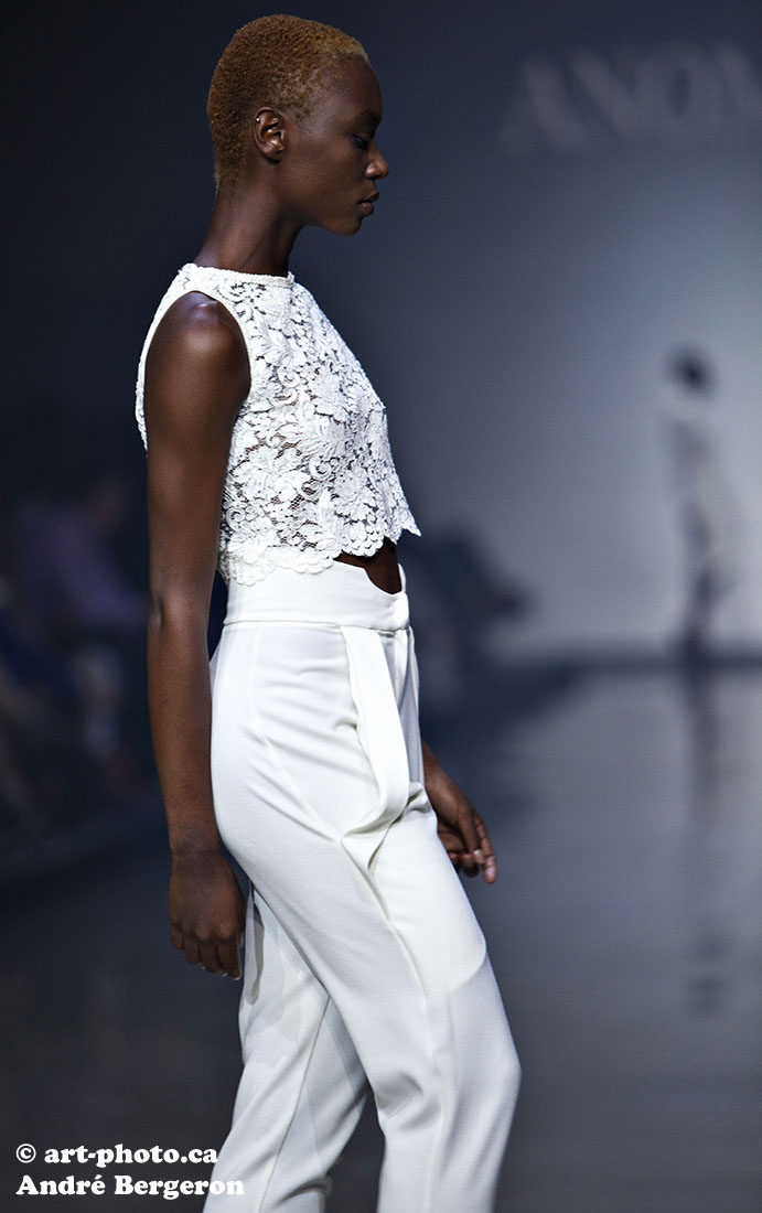 Montreal Fashion Week 2012 photo picture gallery