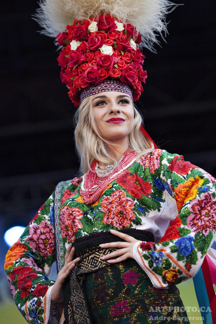 Ottawa Capital Ukrainian Festival Fashion Show photo
