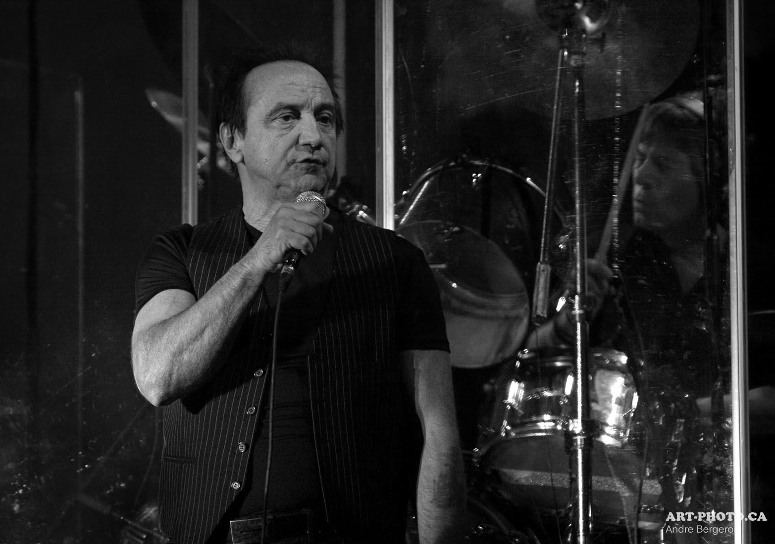 CLAUDE DUBOIS - THE LOST FINGERS music musique photo