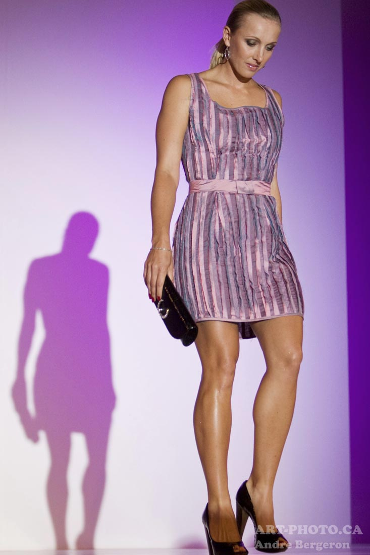 >Rogers Cup Fashion Show 2008, Envers photo