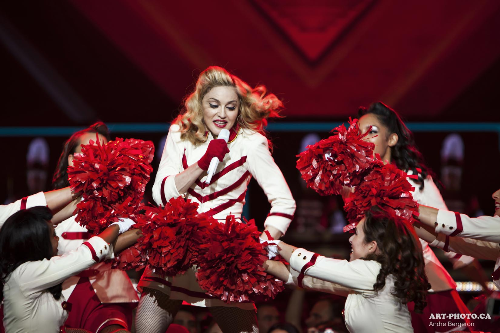 Madonna MDNA Tour photo music