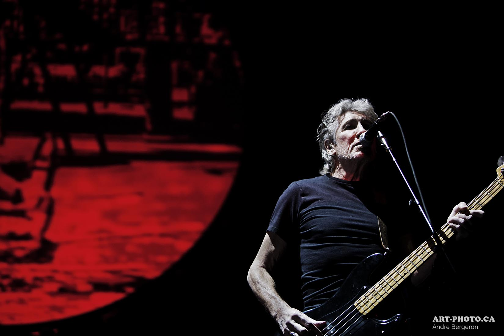 Roger Waters The Wall Pink Floyd photo music