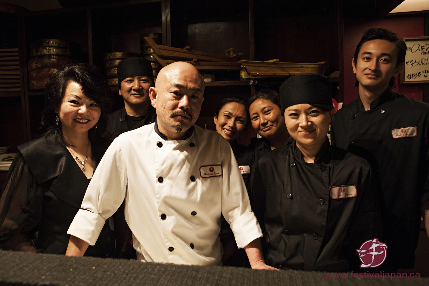 Festival Japan Restaurant Ottawa
