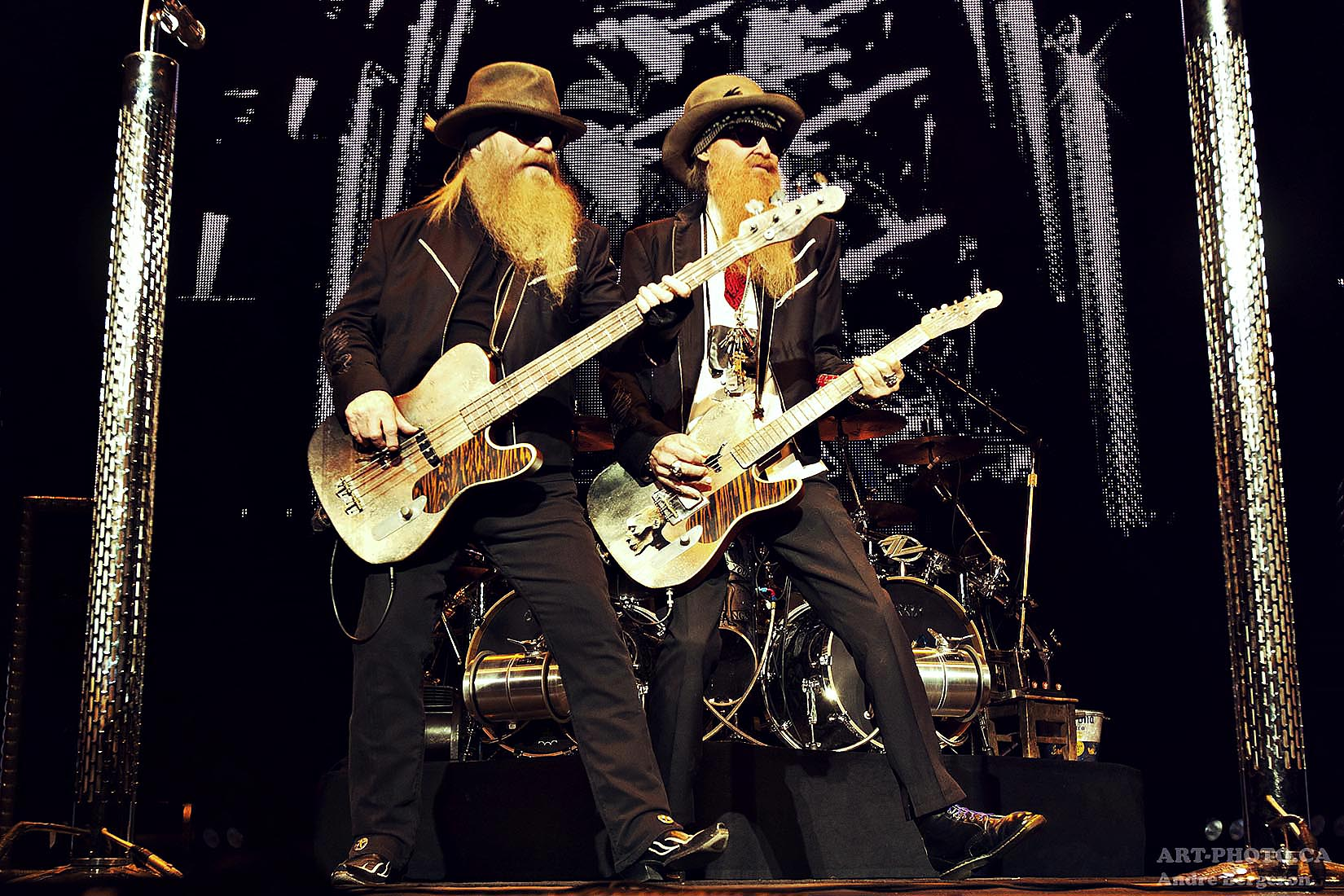 ZZ Top Tour 2012 photo